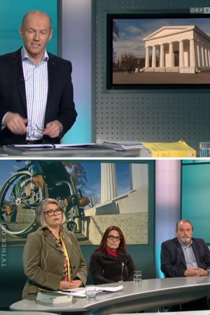 Sendung Bürgeranwalt zu Theseustempel 20121222