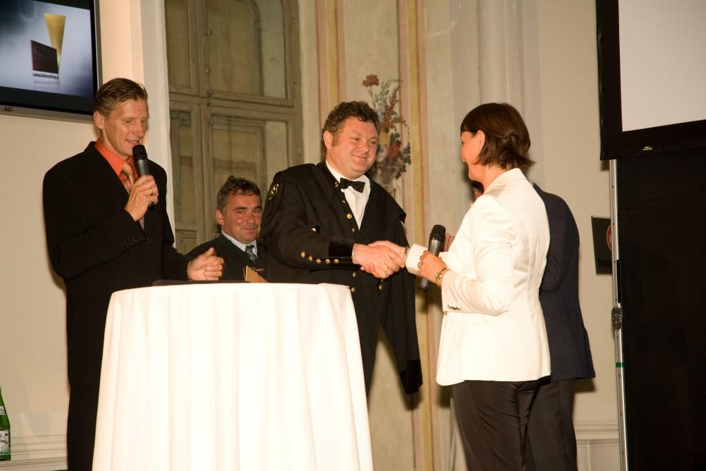 Klaus Tolliner übernimmt Trigos Preis