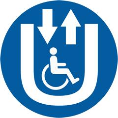 Logo ubahnaufzug.at