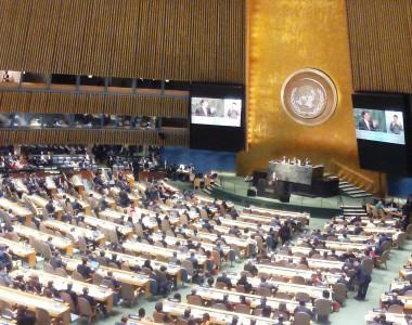 UNO Generalversammlung
