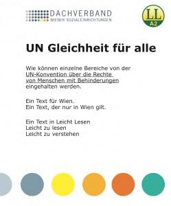Endbericht UN Gleichheit für alle
