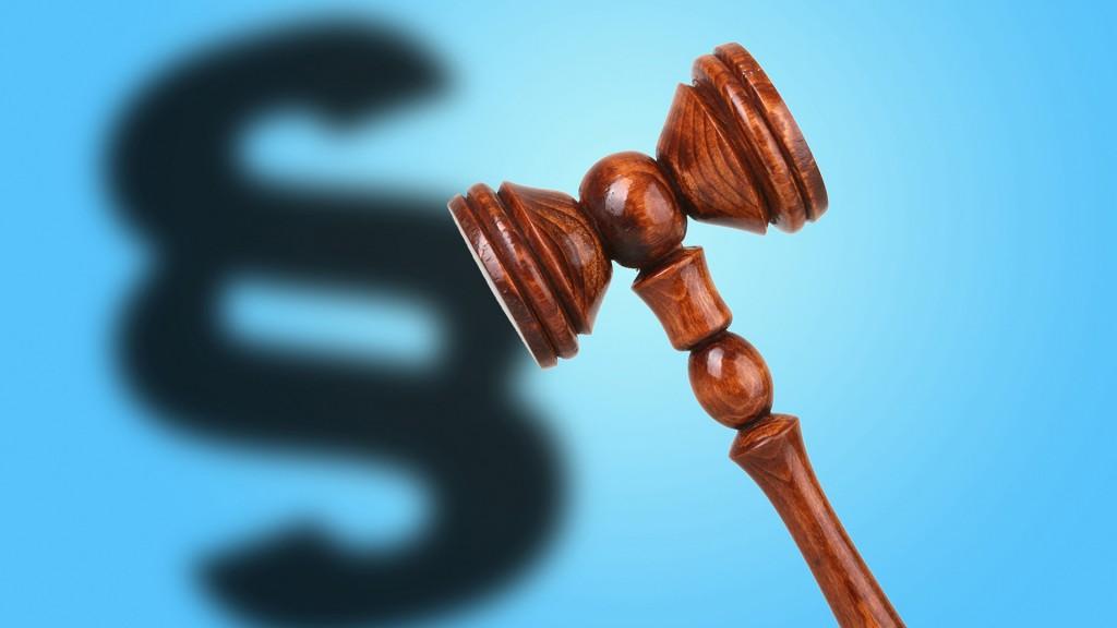 Gerichtsurteil - Hammer