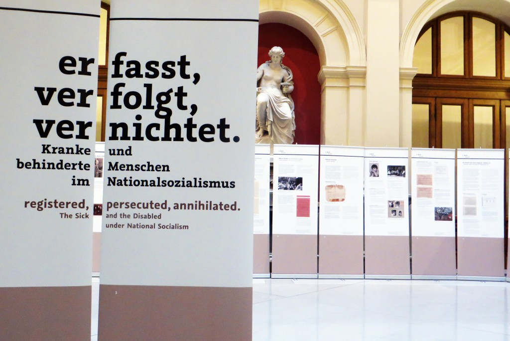 Ausstellung: Erfasst, verfolgt, vernichtet