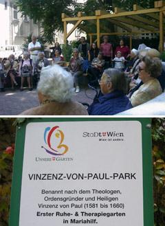 Vinzenz von Paul-Park