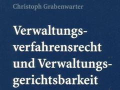 Buch: Verwaltungsverfahrensrecht