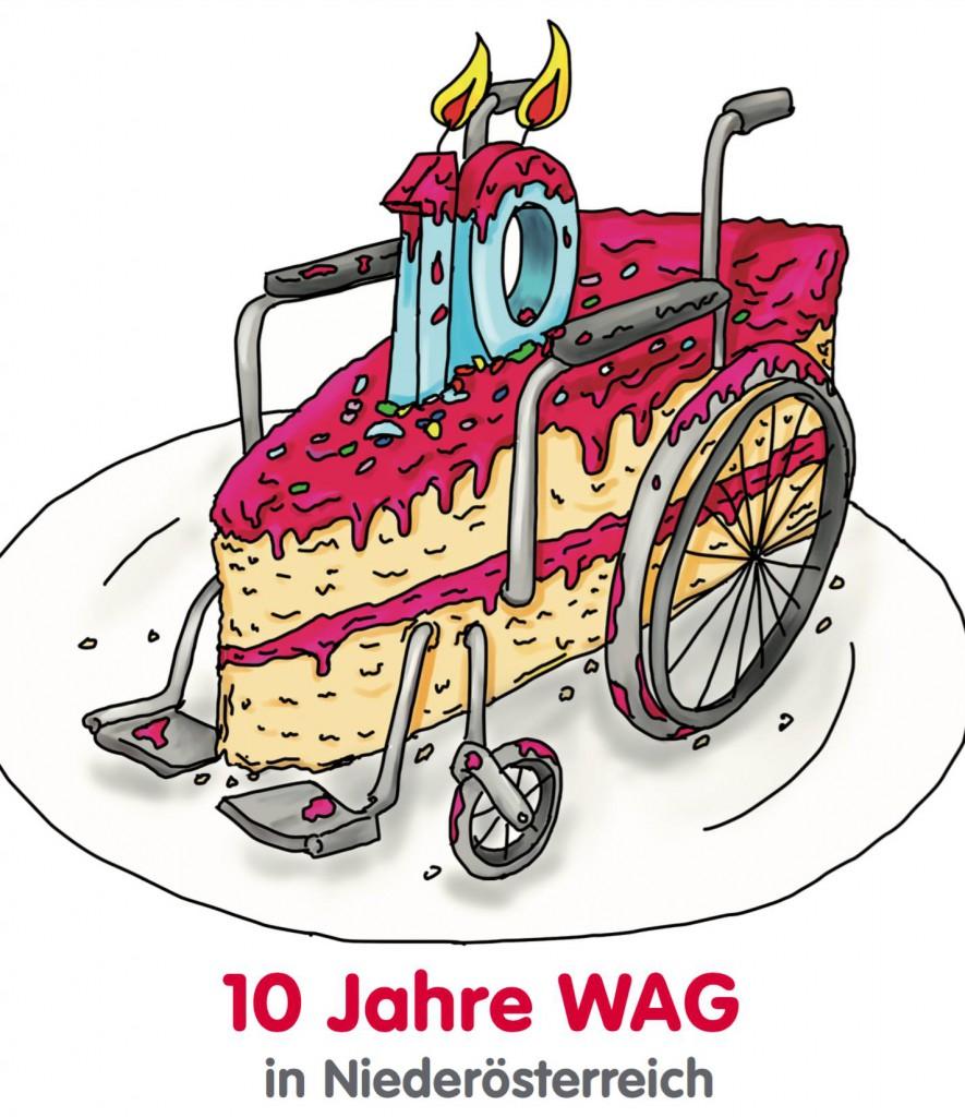 10 Jahre WAG in Niederösterreich