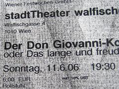 Rollstuhl-Ticket stadtTheater walfischgasse