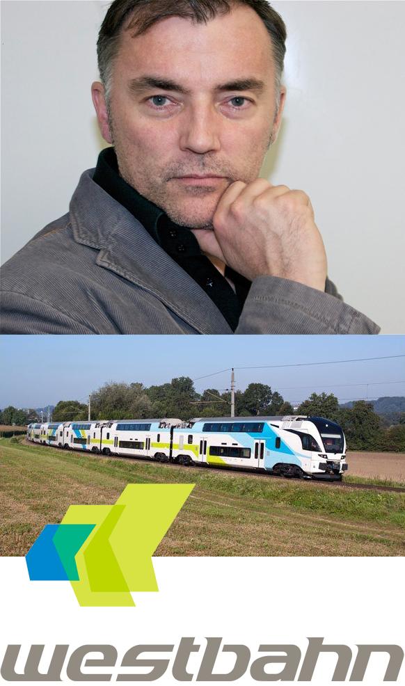 Stefan Wehinger WESTbahn
