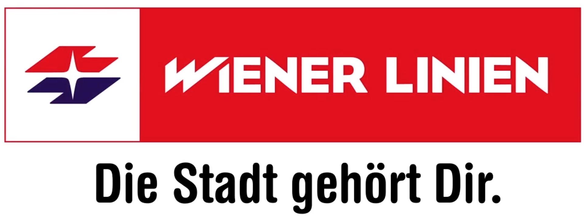 Logo Wiener Linien - Die Stadt gehört Dir.