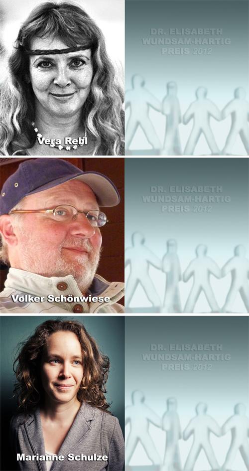 Vera Rebl Volker Schönwiese Marianne Schulze