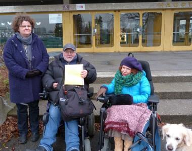Zeugnisübergabe Neue Mittelschule Reichenau