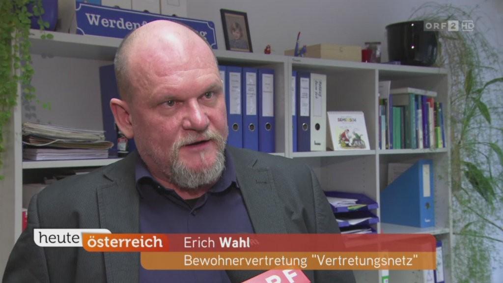 Erich Wahl vom VertretungsNetz