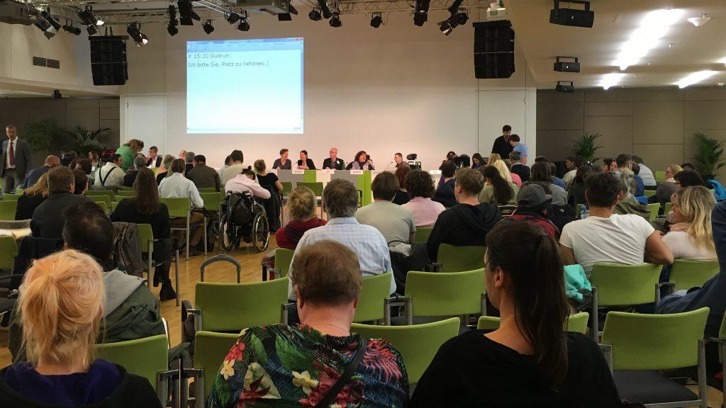 Öffentliche Sitzung Monitoringausschuss am 19.4.2016