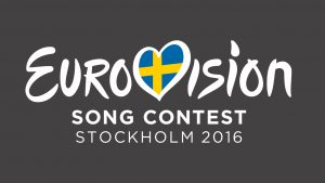 Eurovision Song Contest Logo 2016 Stockholm