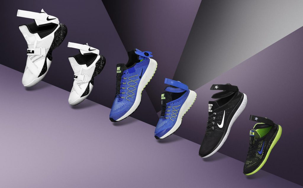 Nike entwickelt Sportschuh für behinderte Kundinnen und