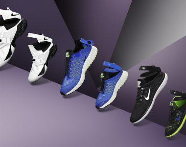 Nikes neue Air Zoon Pegasus 32 FLYEAS Schuhe mit Reißverschluss.