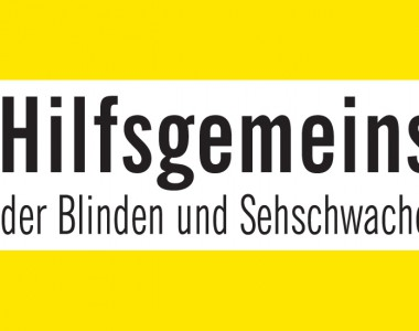 Logo der Hilfsgemeinschaft der Blinden und Sehschwachen Österreichs