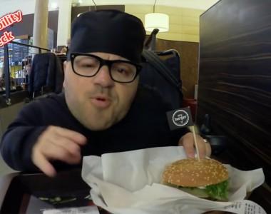 Test von My Burger von McDonalds