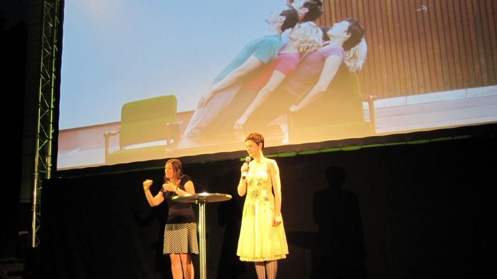 Eröffnung des Kurzfilmfestival dotdotdot 2016