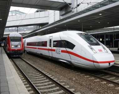 ICE 4 der Deutschen Bahn