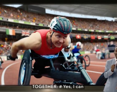 Trailer Paralympics Rio 2016 / Channel 4