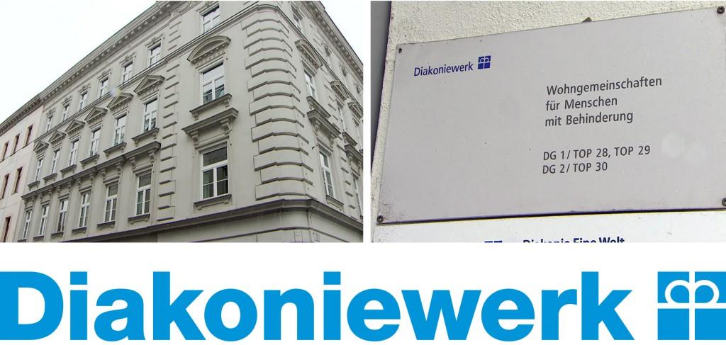 WG der Diakonie in der Steinergasse in Wien