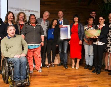 Delegation aus Tirol