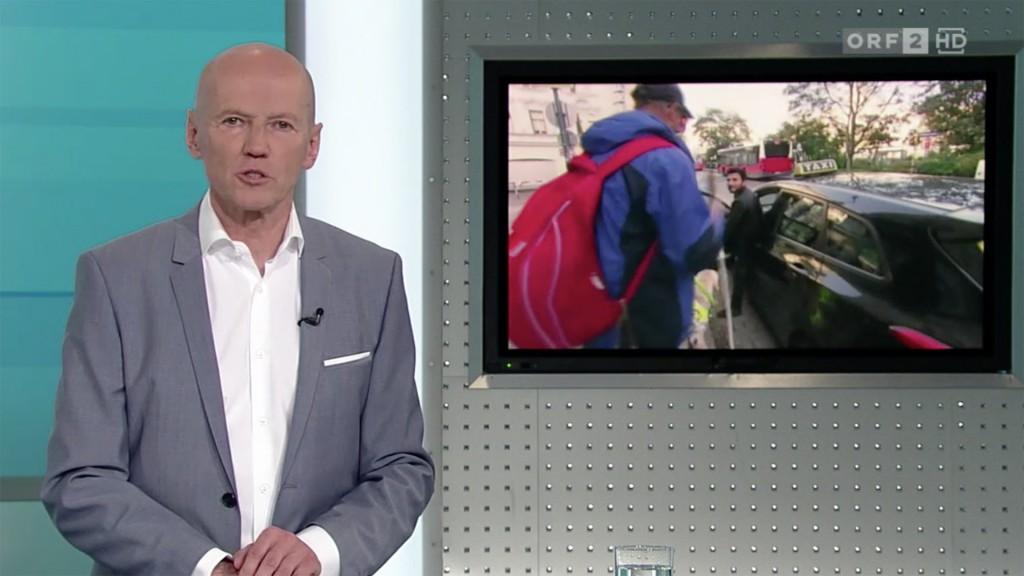 Peter Resetarits moderiert ORF-Bürgeranwalt