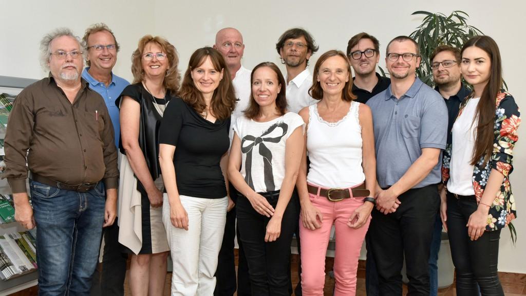 Salzburger Monitoringausschuss mit Landesrätin Martina Berthold