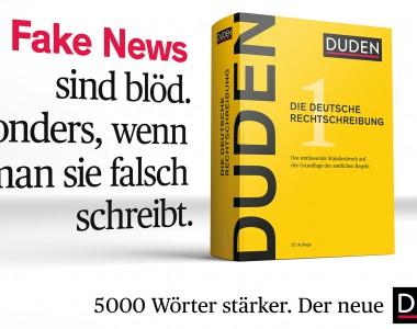 5000 neue Wörter im Duden