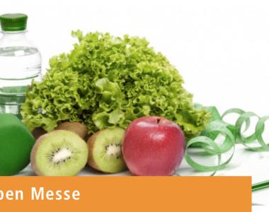 Messe gesund.leben der Lebenshilfe Wien / Symbolfoto mit Obst und Gemüse