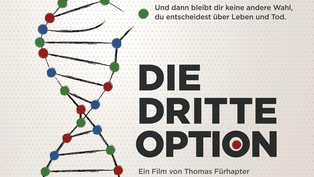 Filmplakat: Die dritte Option