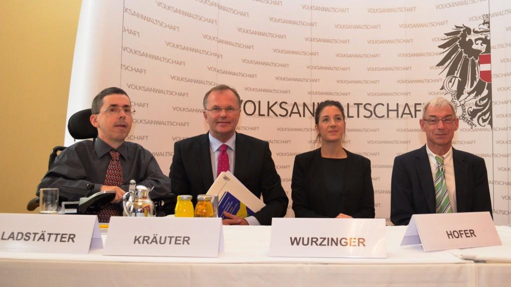 Pressekonferenz: Forderungen an neue Bundesregierung