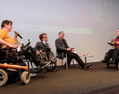 Podiumsdiskussion bei WAG Veranstaltung am 25. September 2017