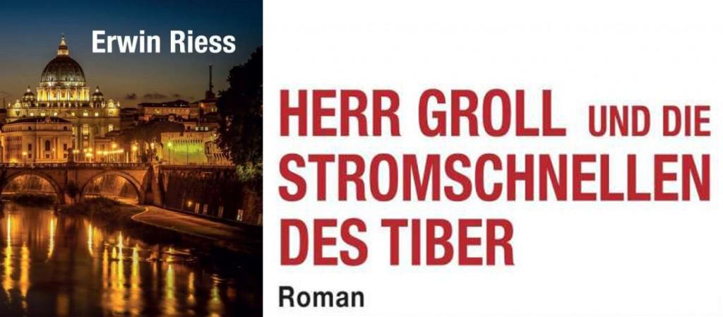 Buch: Herr Groll und die Stromschnellen des Tiber