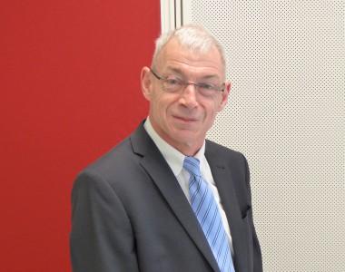 Portrait des Behindertenanwalts Dr. Hansjörg Hofer