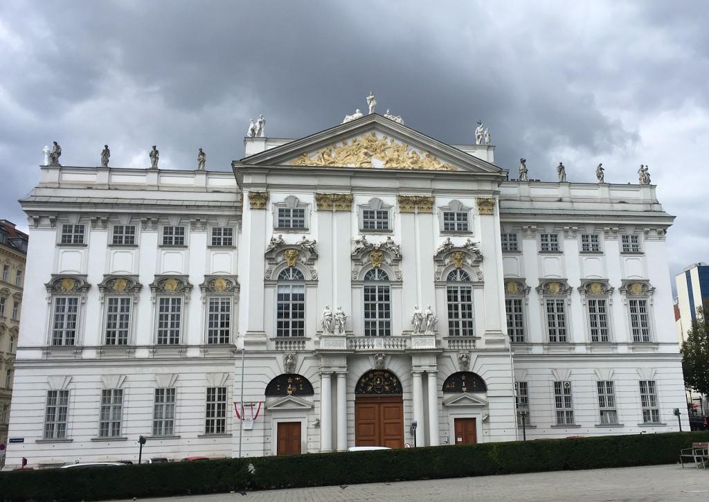 Dunkle Wolken über dem Justizministerium