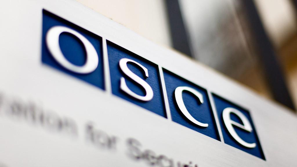 Organisation für Sicherheit und Zusammenarbeit in Europa (OSCE)