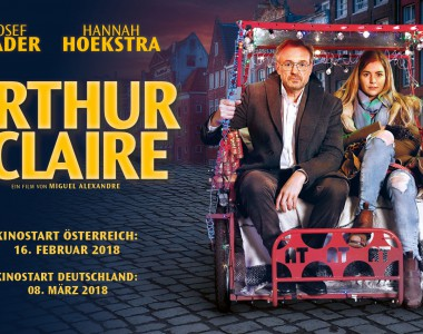 Filmplakat: Arthur und Claire