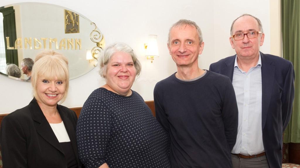 Marion Ondricek, Iris Kopera, Robert Mittermair Wolfgang Waldmüller