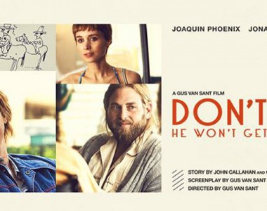 Filmplakat: Don't Worry, weglaufen geht nicht