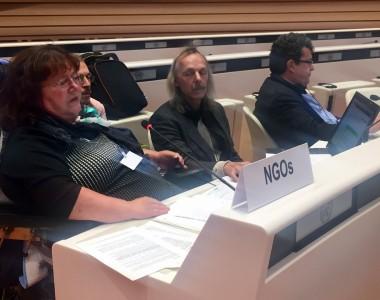 Bernadette Feuerstein berichtet in Genf