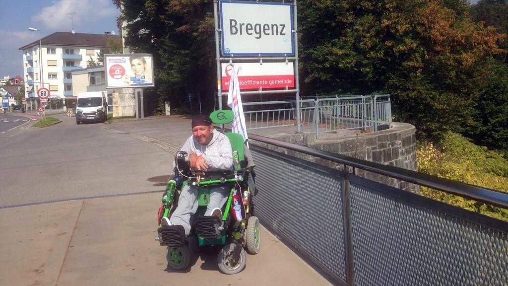Harry Großmayer erreicht Bregenz