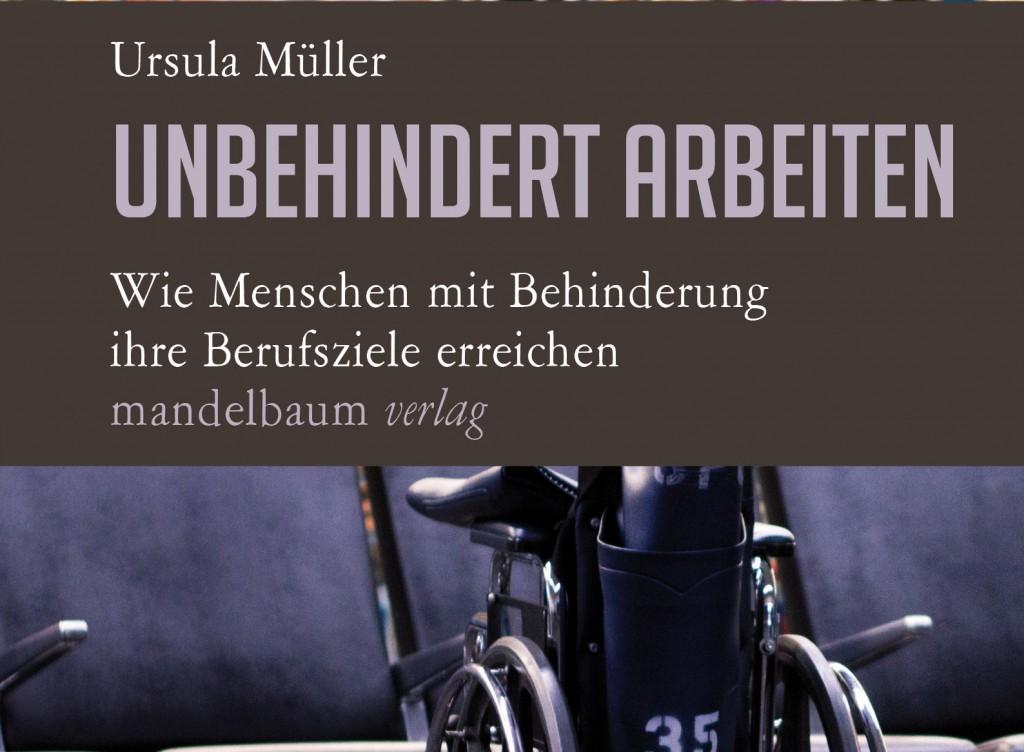 Buch: unbehindert arbeiten