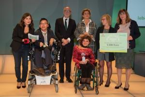 Inklusionspreis 2018 - BIZEPS ist Bundessieger