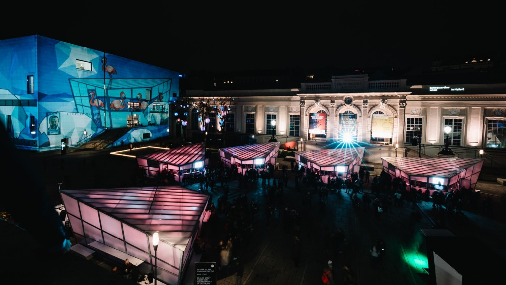 Weihnachtsmarkt Wien Eröffnung.Adventzauber In Wien Bizeps