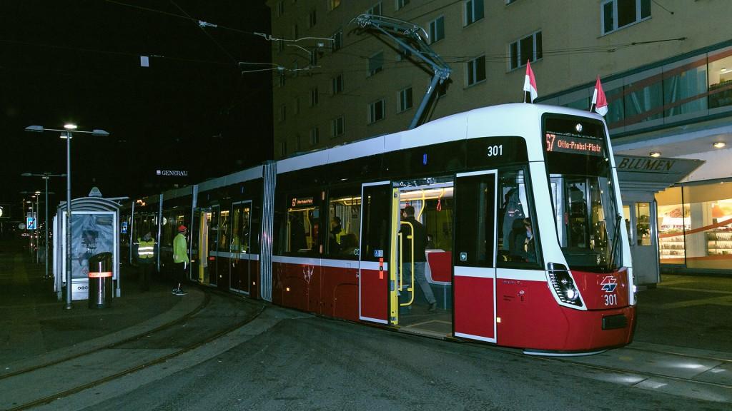 Flexity in Wien