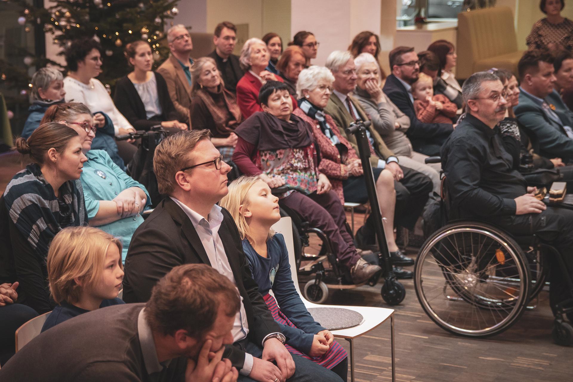 Preisverleihung Dr. Elisabeth Wundsam-Hartig Preis 2018