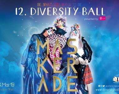 Diversityball 2018 am 4. Mai 2019