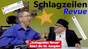 Schlagzeilen Revue mit Martin Ladstätter und Martin Habacher